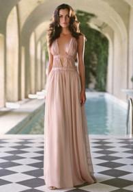 греческое платье без выкройки