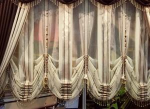Тесьма для римских штор