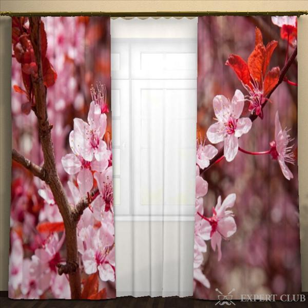 Фотопечать – еще один вариант оригинального оформления японских штор