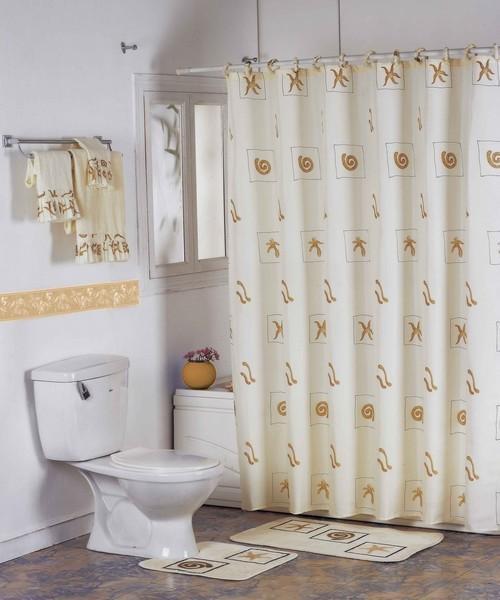Штора в ванную – необходимая мера безопасности