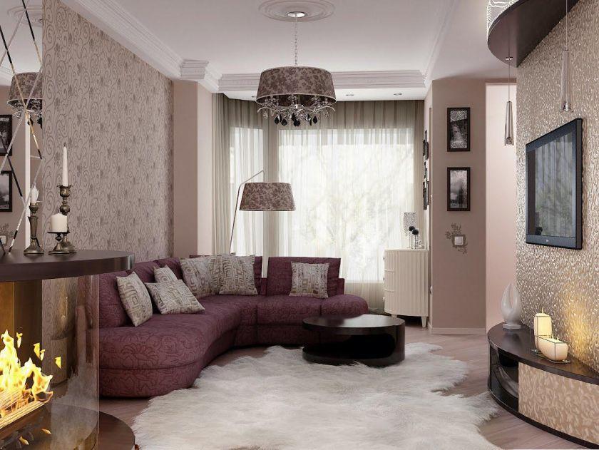 корпусная мебель в гостиную модные тенденции