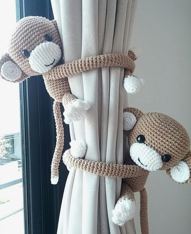 Фото № 11: Как красиво оформить шторы подхватами: 10 идей