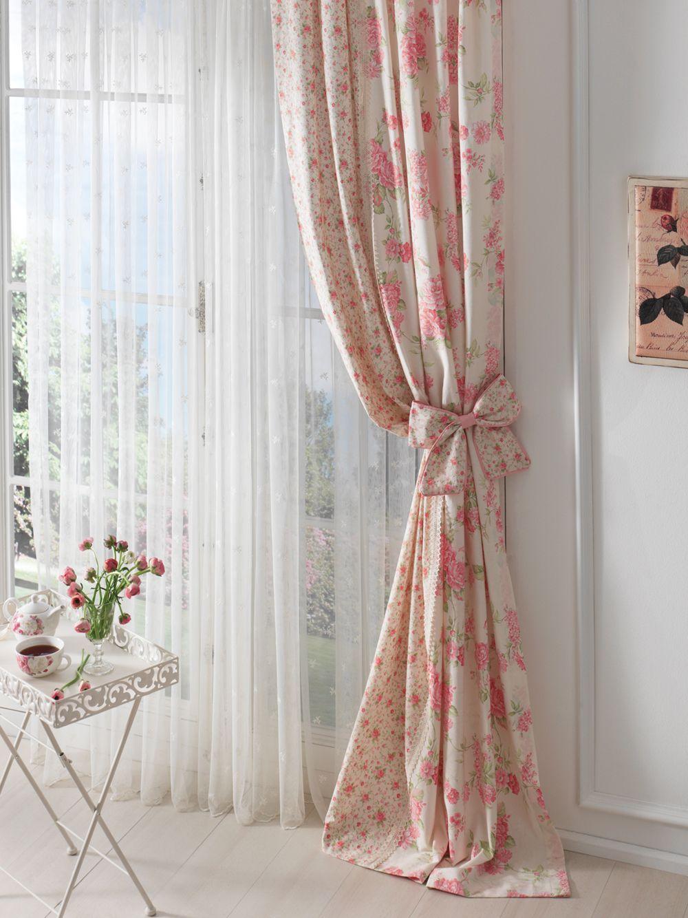 Фото № 5: Как красиво оформить шторы подхватами: 10 идей