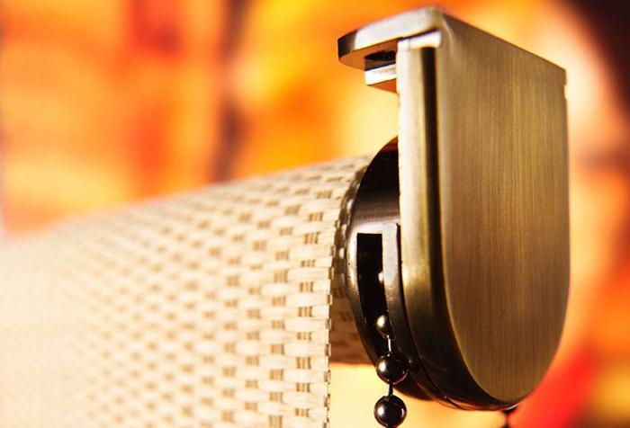 Металлические детали механизма рулонной шторы