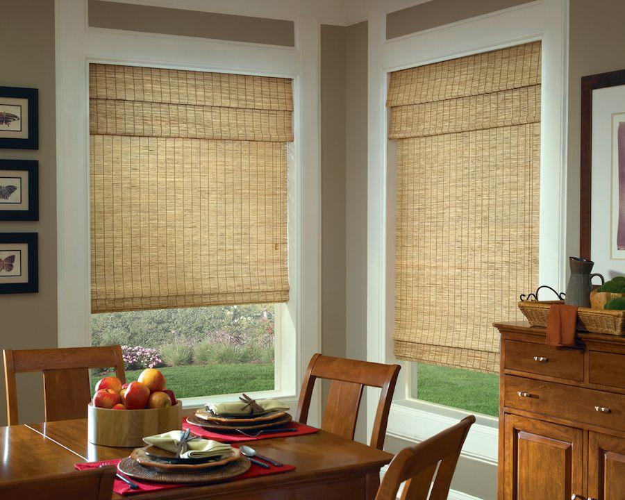 Как выбрать бамбуковые шторы